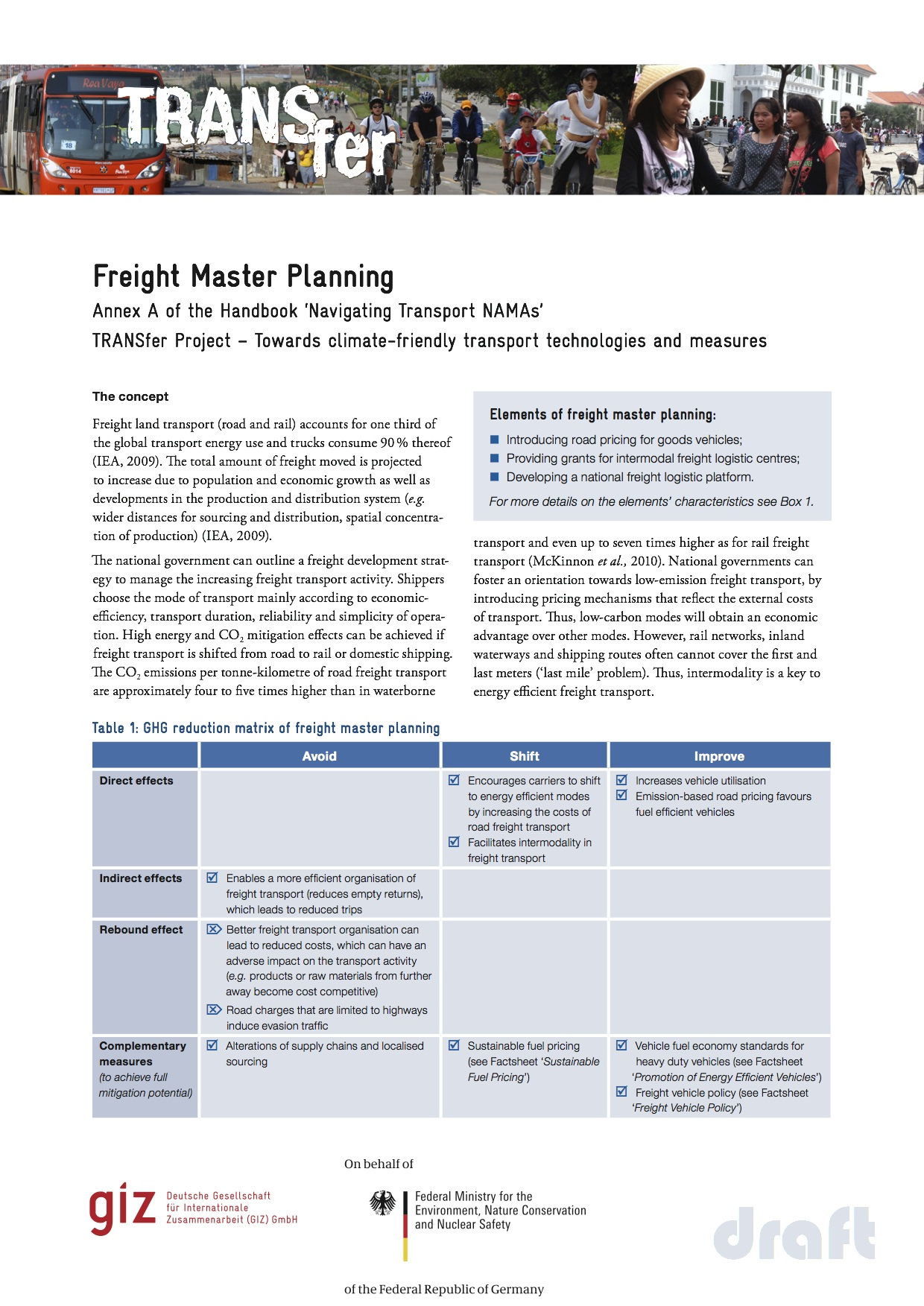 O.-Freight-Master-Planning