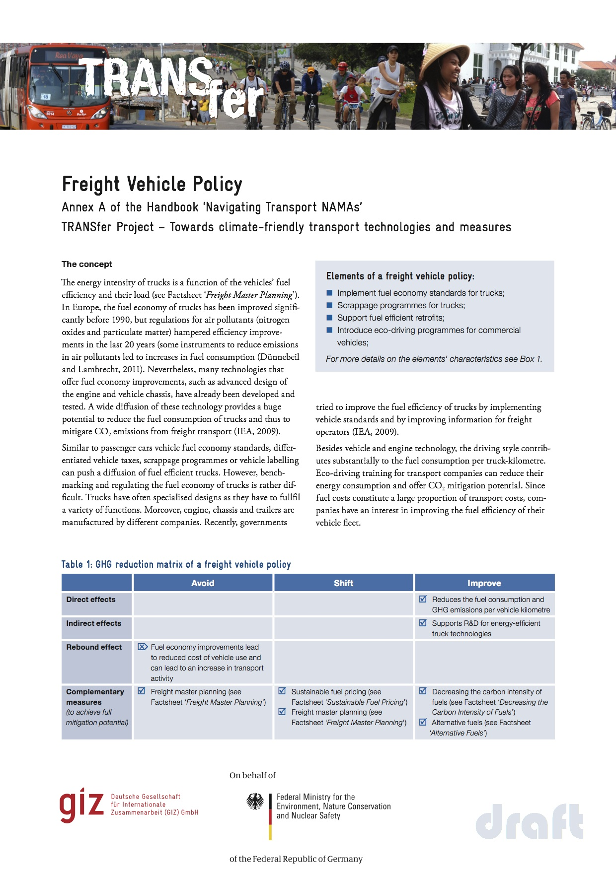 P.-Freight-Vehicle-Policy