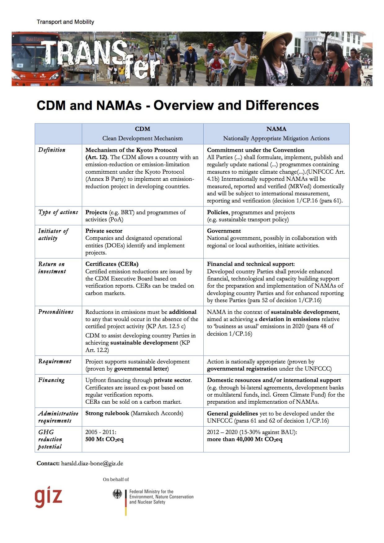 CDM_NAMAs_overview_and_differences